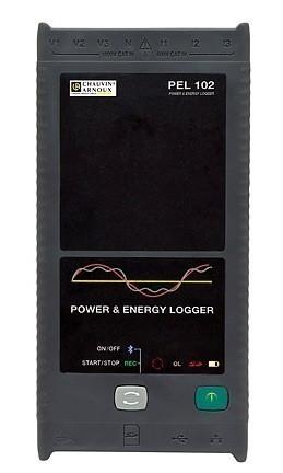 PEL102 - трехфазный регистратор энергии (без дисплея)