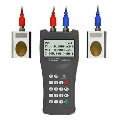 Расходомер PCE-TDS 100H в комплекте с датчиками 2 (50-700мм)