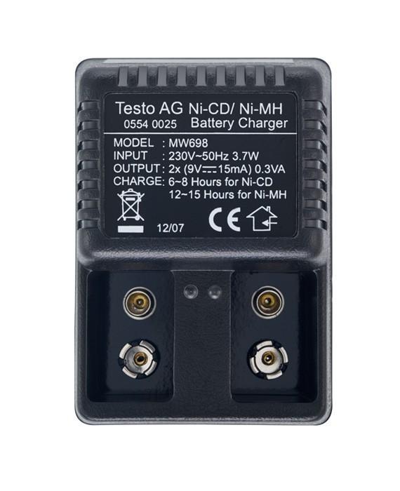 0554 0025 Зарядное устройство для 9 В аккумулятора  для внешней зарядки аккумулятора 0515 0025