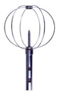 SFCO - Всенаправленный телескопический зонд для измерения скорости воздуха, температуры , влажности