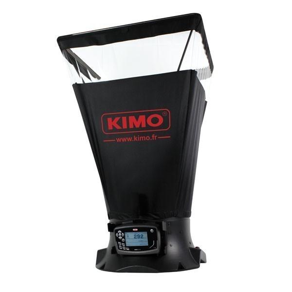 DBM 610 - Измеритель объемного расхода воздуха  с  кожухом 610x610 мм (HO 610), трубкой Пито 300 мм (TPL-06-300)