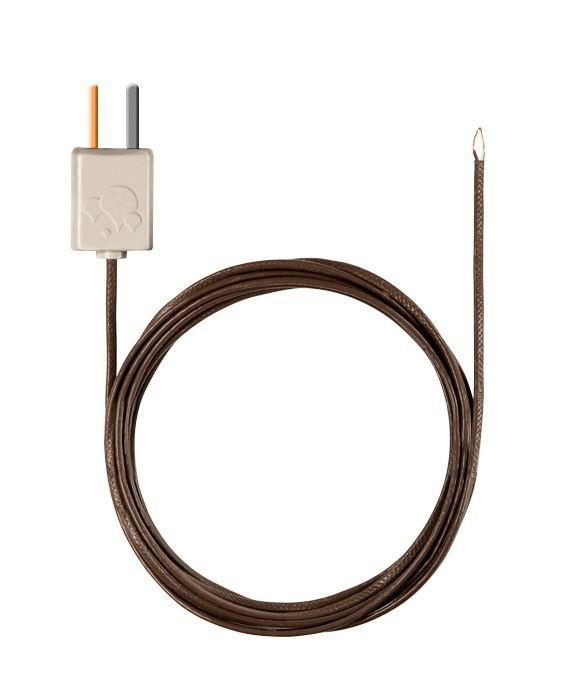 0603 0646 Гибкий зонд для печей, Tмакс. +250 °C, тефлоновый кабель