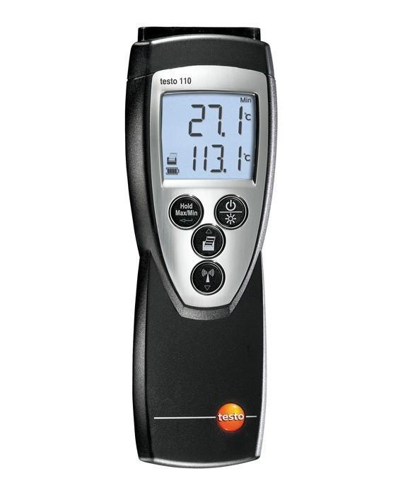 Testo 110 (0560 1108) высокоточный термометр