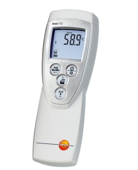 Testo 112 (0560 1128) прибор для официальных инспекций на пищевых предприятиях