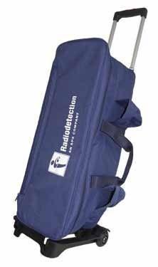 Передвижная мягкая сумка для переноски (с колесами)