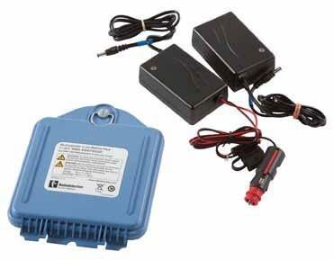 Полный комплект аккумуляторной батареи для генератора (З.У. 220В+12В прикуриватель)