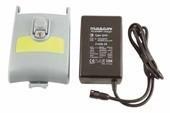 Аккумуляторы для локатора, З.У.(220В) + (12В) прикуриватель
