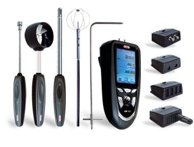 AMI 300 (комплектация CRF) - многофункциональный измеритель параметров окружающей среды