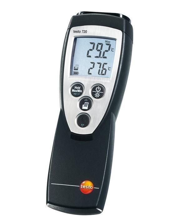 Testo 720 (0560 7207) компактный термометр для измерения температуры