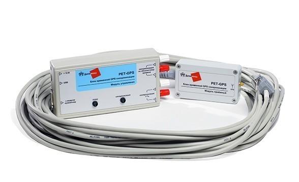 РЕТ-GPS блок временной GPS-синхронизации для РЕТОМ-51 (РЕТОМ-61)