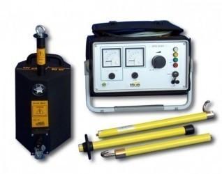 Высоковольтная испытательная установка постоянного тока KPG 50kV