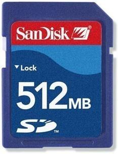 SD-512М - Карта SD