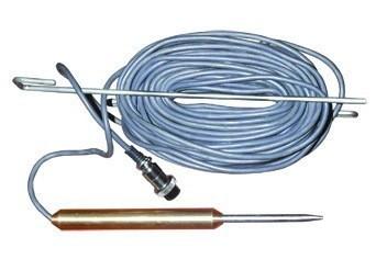 ЗПГН.3 - зонд погружаемый для жидкостей (с длиной кабеля 3 м)