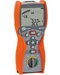 MIC-10 - измеритель параметров электроизоляции