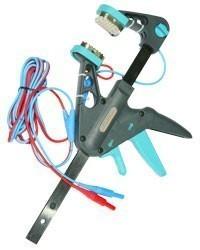 WAZACKEL1 Зажим «струбцина» Кельвина с двухпроводным кабелем