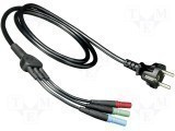 MTC77 — измерительный кабель для проверки сети (Европа) (Fluke 162x)