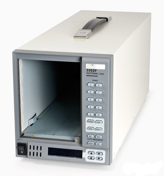 3302F — шасси для модульных электронных нагрузок АКИП-130х
