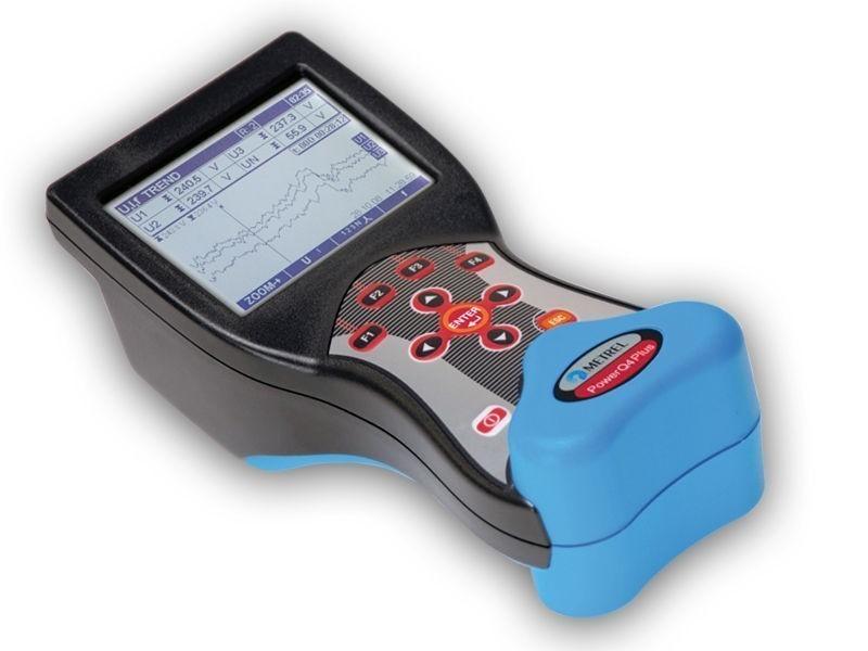 Анализатор качества электроэнергии Metrel MI 2792A PowerQ4 Plus (комплект с клещами А1281 0,5/5/100/1000 А)