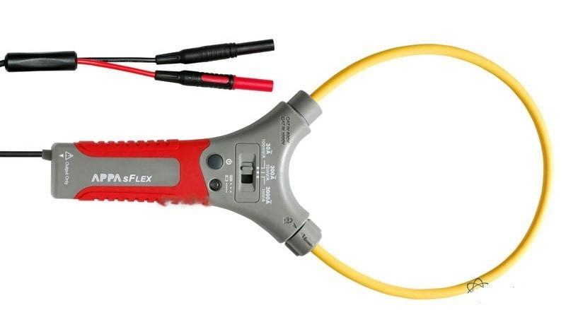 APPA sFlex-10T — клещи электроизмерительные