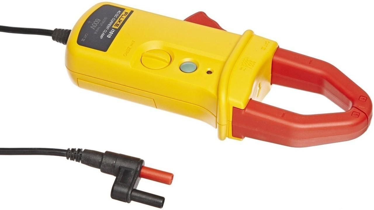 Fluke i1010 — токовые клещи постоянного/переменного тока (до 1000 А)