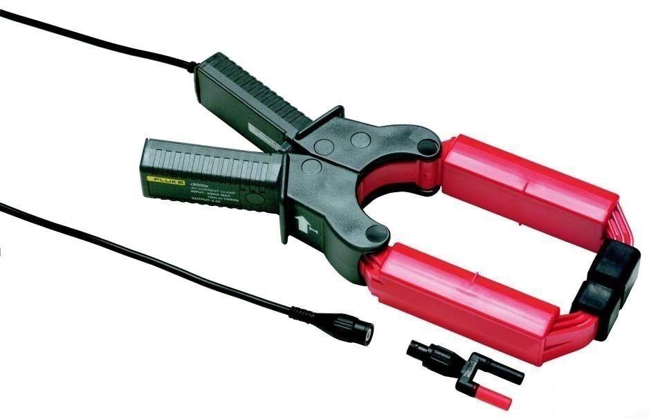 Fluke i3000s — выносные токовые клещи переменного тока