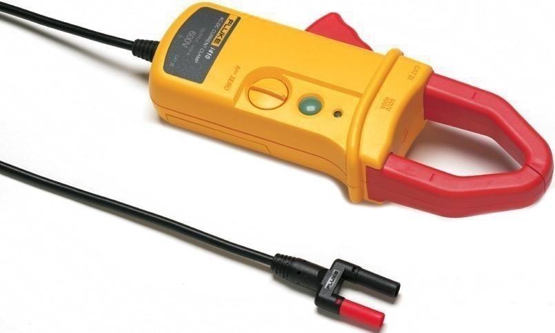Fluke i410 — выносные токовые клещи переменного тока Fluke