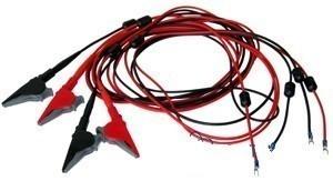 Измерительный кабель 10 м (изоляция из силикона), для КОЭФФИЦИЕНТ (комплект из 4 кабелей)