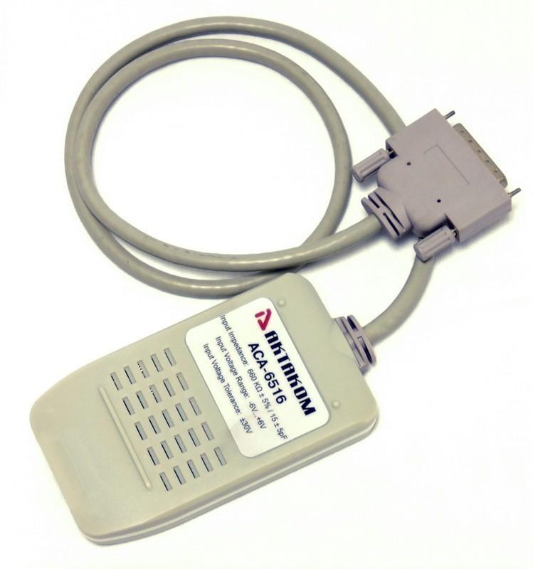 АСА-6516 — логический пробник для осциллографа