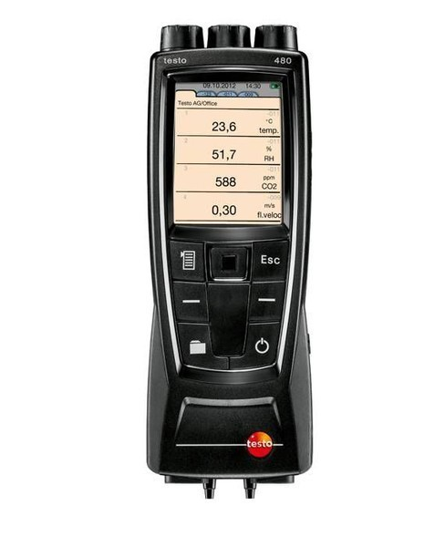 Testo 480 (0563 4800) — измеритель комбинированный