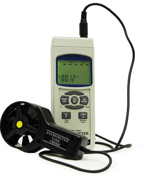 АТЕ-1033 Анемометр-регистратор