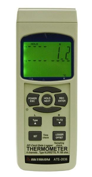АТЕ-2036 — измеритель-регистратор температуры