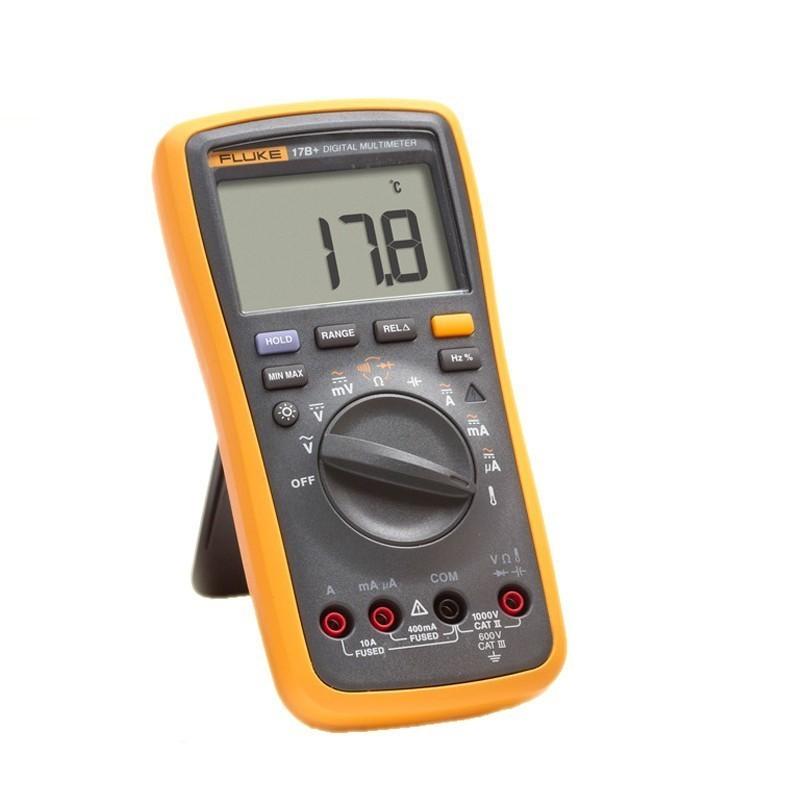 Fluke 17B+ — цифровой мультиметр