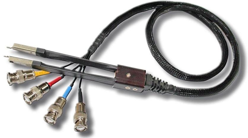 УП-4 — устройство присоединительное для SMD компонентов (пинцет)