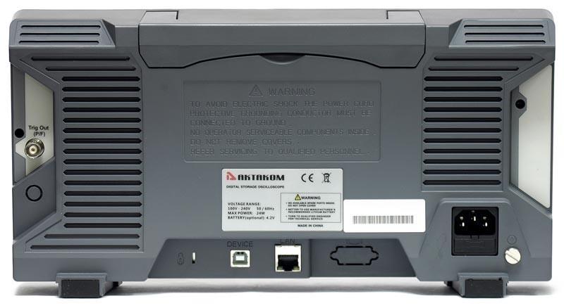 ADS-6000VGA — опция VGA выход