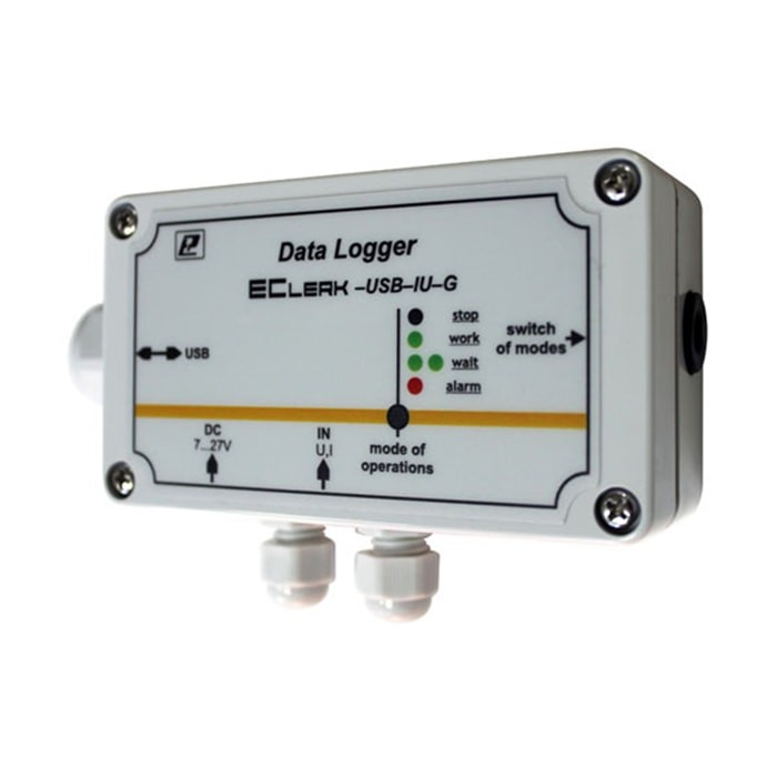 Промышленный регистратор напряжения EClerk-USB-2mV-G