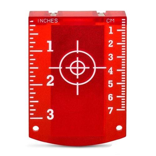 RGK TP-1 — мишень красная с встроенным магнитом