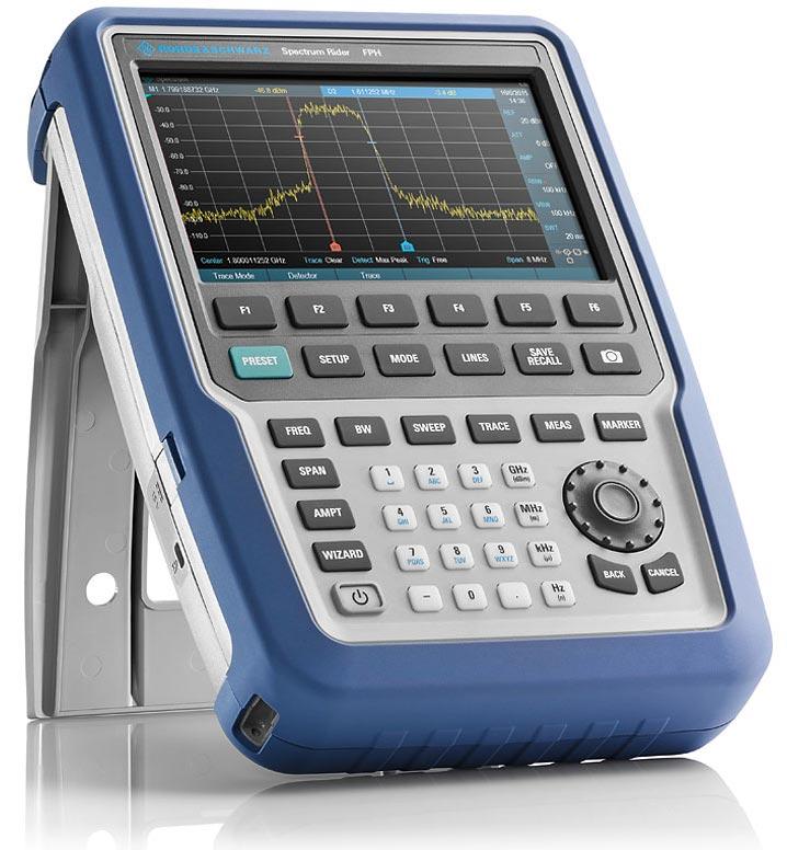 FPH-B3 — расширение верхней частоты анализатора спектра с 2 до 3 ГГц