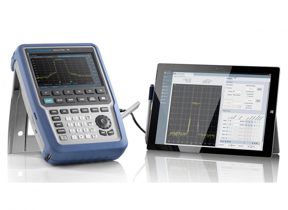 FPH-B4 — расширение верхней частоты анализатора спектра с 3 до 4 ГГц