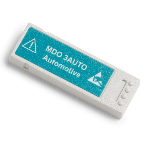 MDO3AUTO — модуль анализа и запуска по сигналам автомобильных последовательных шин