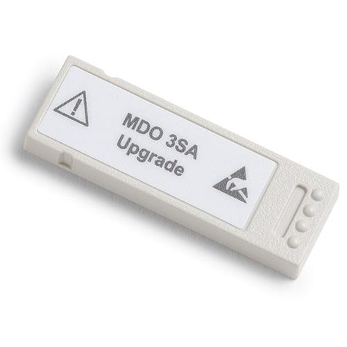 MDO3SA — опция увеличения полосы анализатора спектра
