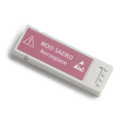 MDO3AERO — модуль синхронизации и анализа цифровых последовательных аудиошин