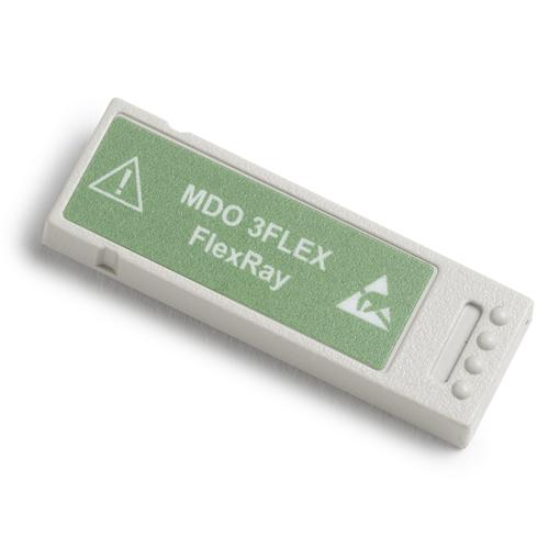 MDO3FLEX — модуль анализа FlexRay