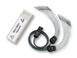 MDO3MSO — опция для анализа цифровых сигналов