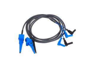 Измерительные провода длиной 1,5 м с зажимами типа