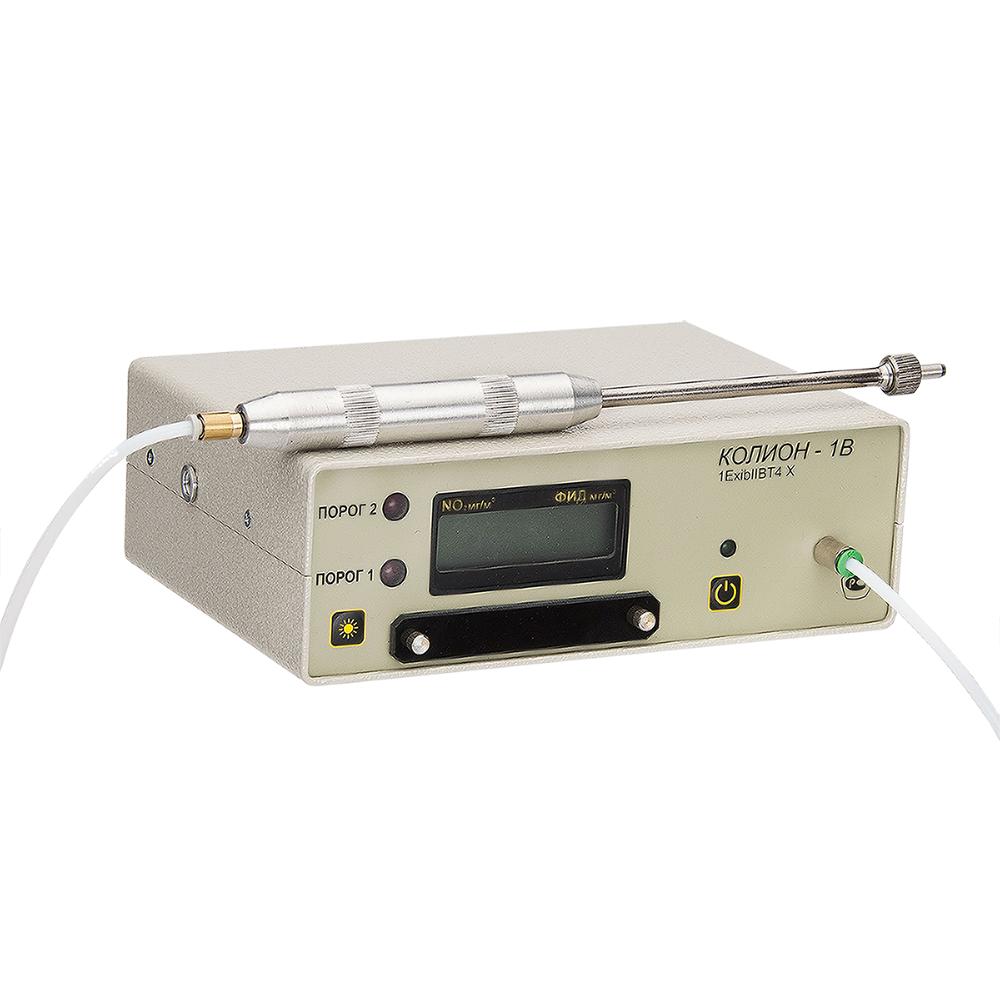 Переносной фотоионизационный газоанализатор КОЛИОН-1В со встроенной памятью