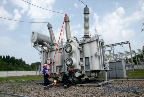 СКБ110.41.00.000 — штанга-манипулятор (2,25 м) до 35кВ