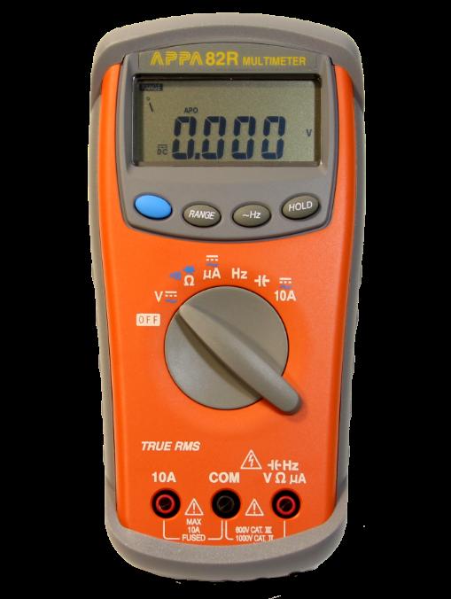 APPA 82R — мультиметр цифровой