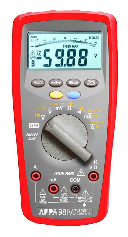 APPA 98II — мультиметр цифровой