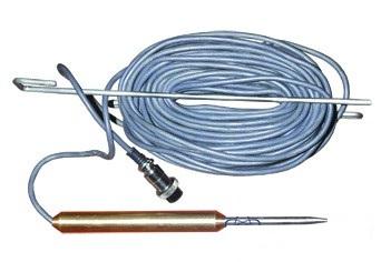 ЗПГТ.10 — зонд погружаемый для вязких жидкостей (с длиной кабеля 10 м)