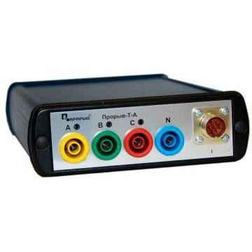 Прорыв-Т-А с токовыми клещами Прорыв-КТ5 и Прорыв-КТ250/800/3000 (105 мм)